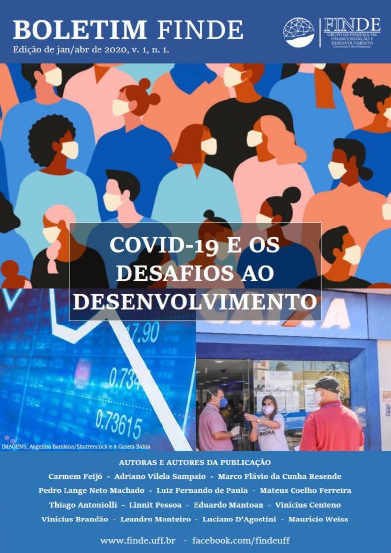 Boletim nº 01 - Covid-19 e os desafios ao desenvolvimento